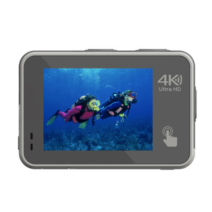 Экшн-камера Ultra HD 4K/30fps, Wi-Fi 2,0