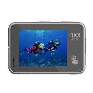 Cámara de Acción Ultra HD 4K / 30fps WiFi 2,0