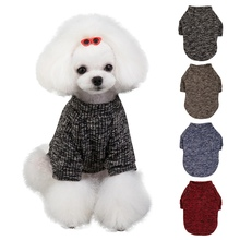Cute Dog Clothes For Small and Medium Cat Sweater Clothing Pet Cats Chihuahua Warm Dogs Jacket Winter Puppy Coat
