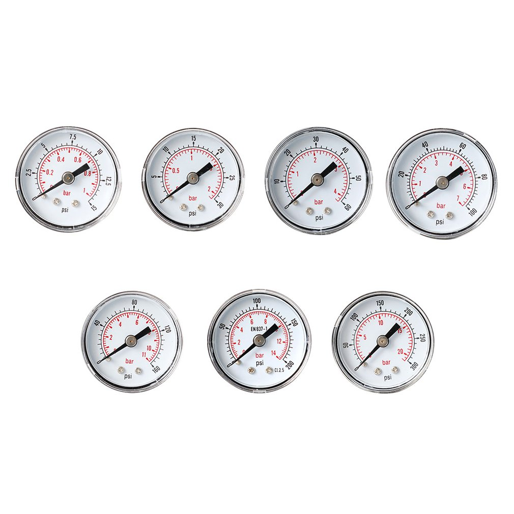 Различные спецификации осевой Давление датчик Высокое качество Y40 Давление датчик масла Давление датчик воды Давление датчик