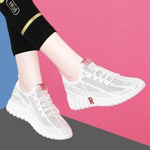 Women Casual Shoes Fashion Breathable Walking Mesh Flat Shoes Woman White Sneakers Women 2020 Tenis Feminino Gym Shoes Sport m60 women casual shoes fashion breathable walking mesh flat shoes woman white sneakers women 2020 tenis feminino gym shoes sport m60