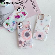 LOVECOM Beautiful Flower Butterfly Phone Case For i