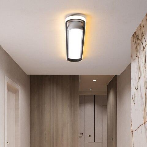 para vestiario quarto estudo sala corredor superficie montado lampada teto ferro