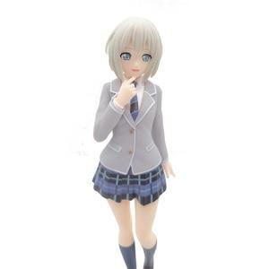 Image 5 - Anime 1/8 échelle peint Figure BanG rêve! Jouets de figurine en PVC Action Moca Aoba 21.5CM