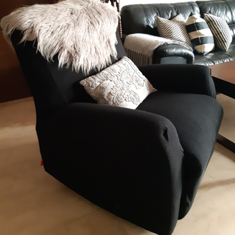 1-Pcs Recliner Slipcover With…