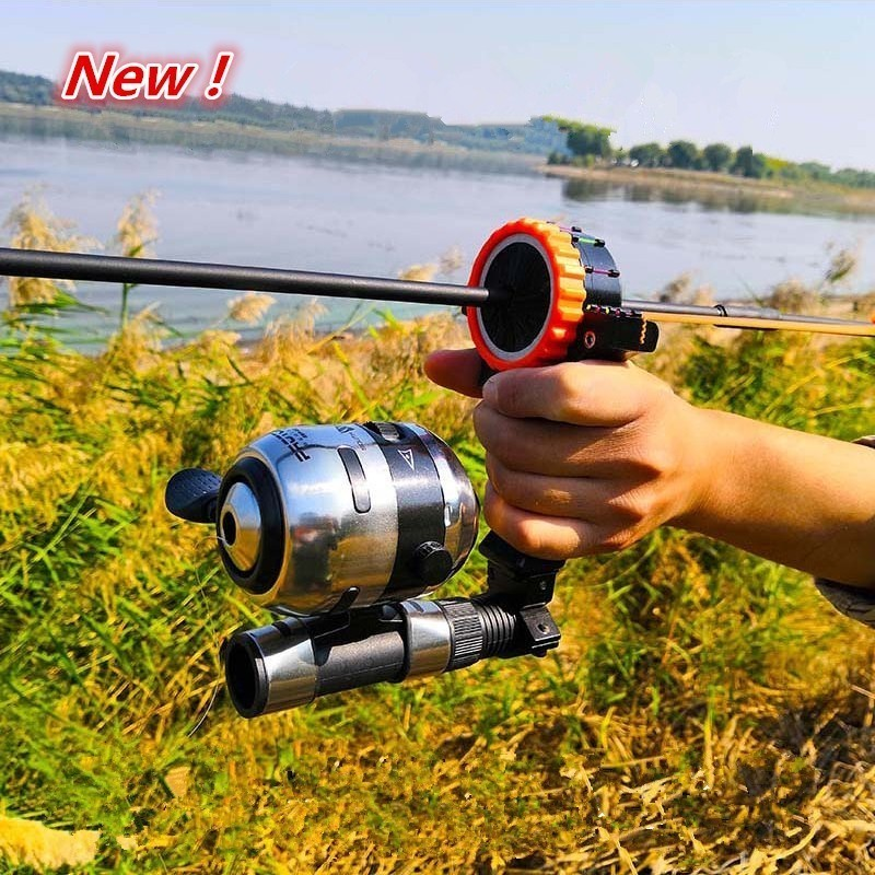 Shooting Fish Bow Arrow Full Set Reel Accessories Tools Parts Fishing Slingshot Archery Target Safety Hunting Catapult Sling Kit