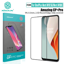 For Oneplus nord N10 5G グラム強化ガラスnillkinアメージングcp + プロh + プロFor oneplus nord N100フィルム
