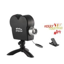Оконный дисплей, лазерный DJ сценический светильник, рождественские прожекторы, проектор, 12 фильмов, проектор, лампа, цветной проектор, Хэллоуин, вечерние светильники