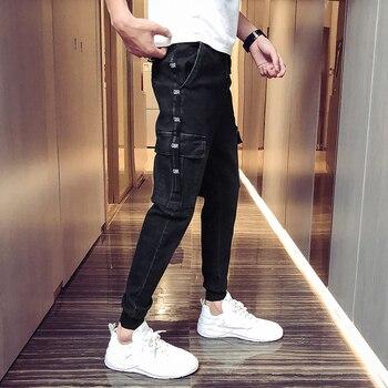Clobee Mens Joggers Cargo Men Low Crotch Pant Trousers Sweatpants Harem Pants Men Oversized Cross Pants Men Pantalones Hombre A1 Buy At The Price Of 25 98 In Aliexpress Com Imall Com