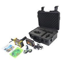 Металлоискатель gr100 для охотников за сокровищами подземный