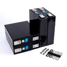 Nowy 4 sztuk 3.2V 200Ah 202Ah Lifepo4 akumulator 12V ładowalny akumulator do samochodu elektrycznego RV energia słoneczna ue usa wolne od podatku