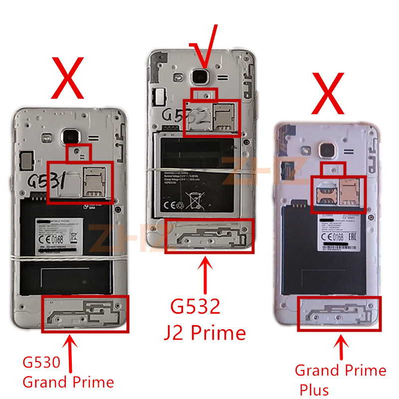 H7094ca1c9ac64ec7a78edcf0e187a4e3o For Samsung Galaxy J2 Prime LCD Display G532F Touch Screen Digitizer Assembly G532 G532M lcd replacement repair parts with gift