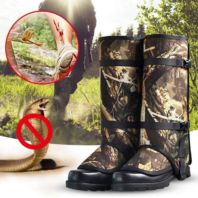 Outdoor Anti-Bite Leggings Snake Worm Dog-Proof Jungle Anti-Stab Waterproof P5Y8