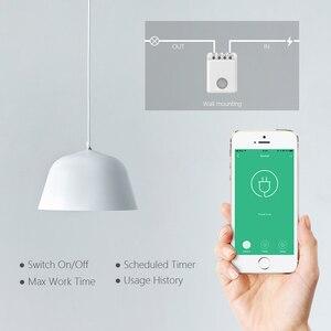 Image 5 - BroadLink BestCon MCB1 Smart Wi Fi Remote Switch Wireless Control Timer Box Interruptor 2500W With Alexa Google Assistant