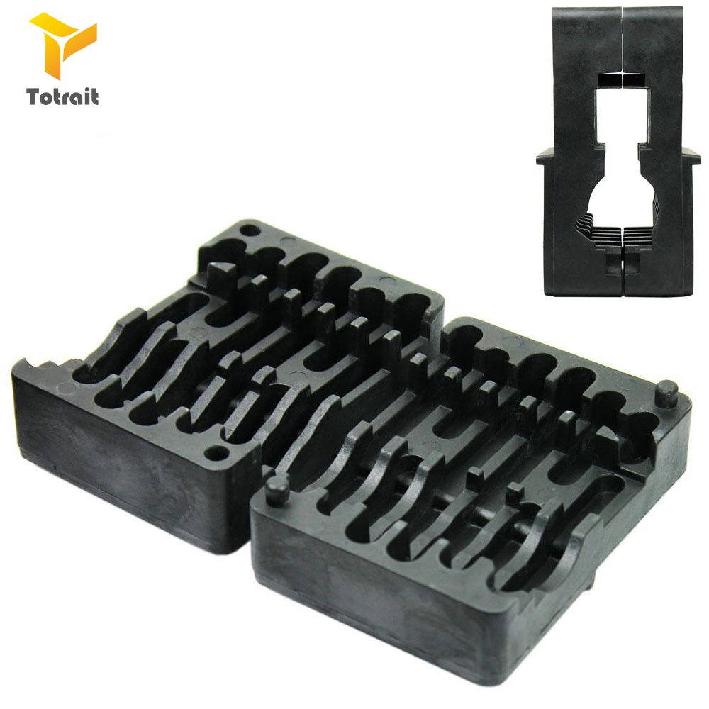 TOtrait Repair Smithing Tool Box Engineering Polymer Upper Receiver Vise Block Maintenance Hunting Accessories For AR image