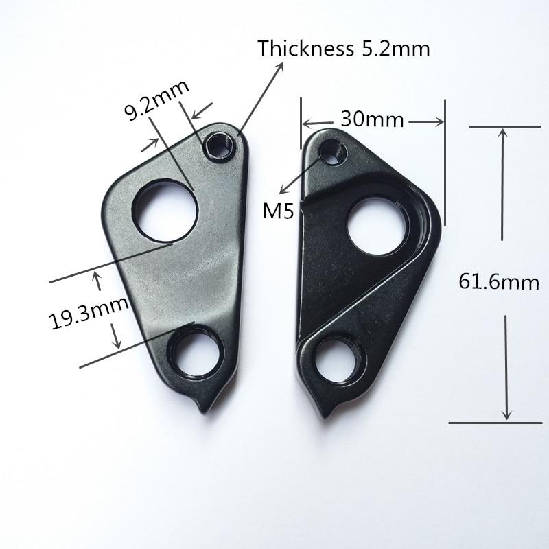 1pc CNC vélo dérailleur cintre pour spécialisé s-works carbone Epic Enduro cambre spécialisé souche SX Turbo SX