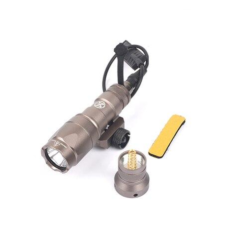 airsoft tactical surefir m300 m300a m300b mini olheiro