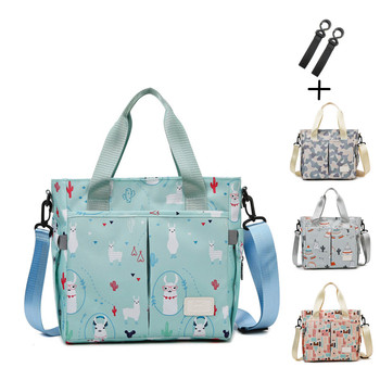 diaper bag handbags for moms multi function wetbag travel backpack large capacity with insulted pocket handbag nappy bags tote 2020 Designer Multi-Function Diaper Handbags Mummy Nylon Shoulder Bags Maternity Large Capacity Nappy Travel Backpack Baby Care