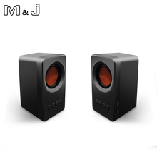 M & J TWS บลูทูธ 5.0 ลำโพงแบบพกพากลางแจ้งไร้สายลำโพง Soundbar ซับวูฟเฟอร์ลำโพง TF MP3