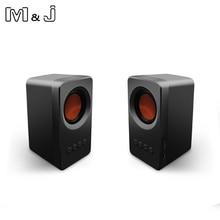 M & J TWS Bluetooth 5.0 Altoparlante esterno Portatile Senza Fili Ricaricabile Altoparlanti Soundbar Subwoofer Altoparlante di TF di MP3