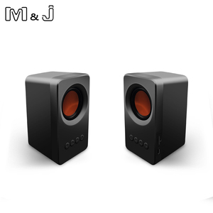 Image 1 - M & J TWS Bluetooth 5.0 רמקול נייד חיצוני נטענת אלחוטי רמקולי Soundbar סאב רמקול TF MP3