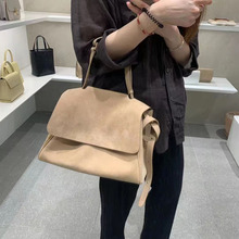 Fashion Large Capacity Totes Designer Handbags Casual Matte Pu Leather Shoulder Bags