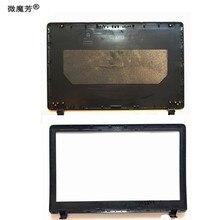 Novo escudo para acer aspire ES1-523 ES1-532 ES1-532G ES1-533 ES1-572 série portátil lcd capa traseira/moldura dianteira