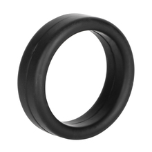 IKOKY Dildo Extender Cock Ring Elastic Sex Toys for Men Delay Ejaculation Penis Ring Male Masturbator