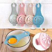 EGG-LIQUID-FILTER Egg-Cup Gadget-Things Fridge-Storage Egg-Yellow New-Egg-White-Separator
