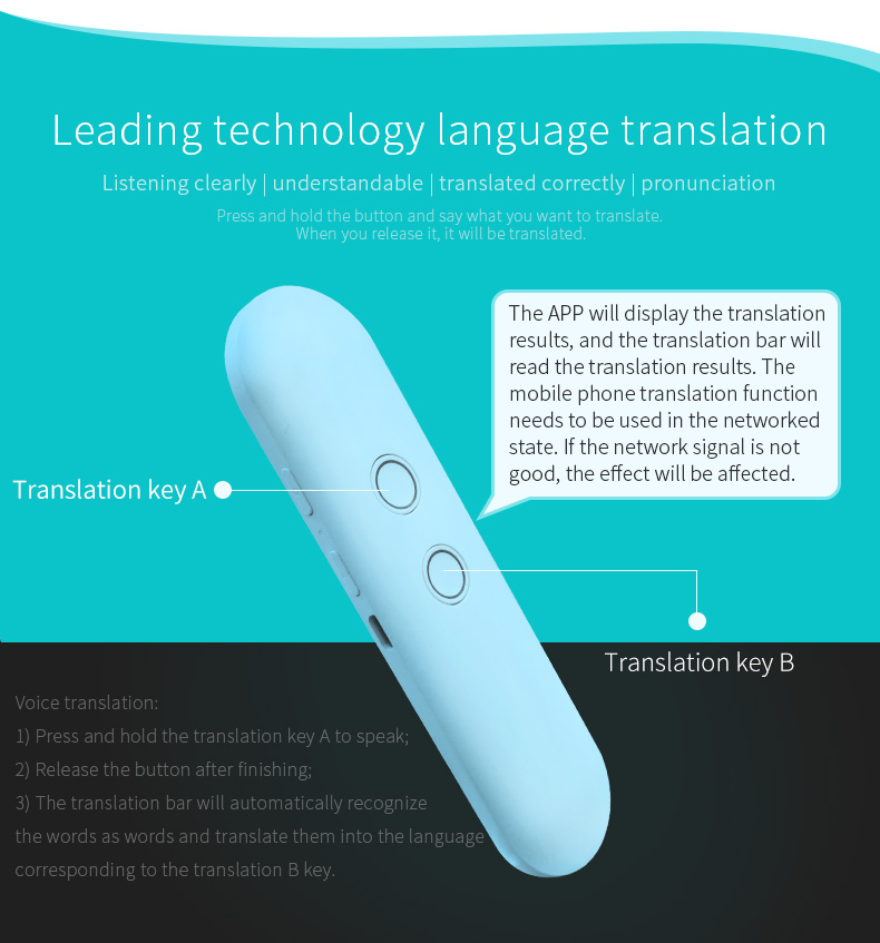 Portable Instant Real-time language translator 49