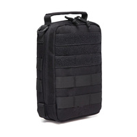 Molle Medic First Aid Bag Tactical EDC Outdoor Sports magazine pouch
