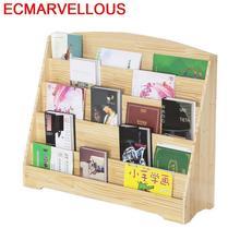 Librero Dekoration Meuble Rangement Industrial Mobilya Madera Vintage Wood Book Furniture Retro Decoration Bookshelf Case