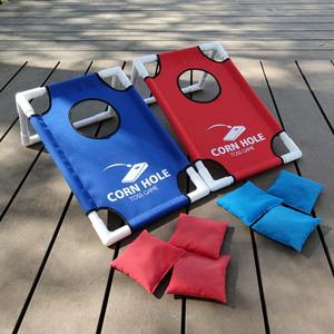 Toy-Set Cornhole for Game-Board-Set of 1-board/And/6/.. Bean-Bag Portable