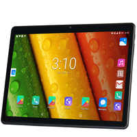 Neue Original 10,1 zoll Android 7,0 Tablet Pc 3G Telefon Tablet Google Spielen GPS Bluetooth WiFi Quad Core 10 zoll 2,5 D Glas Tabletten