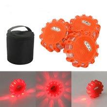 Light-Protection Safety-Light Beacon Traffic Flashing Roadside Warning Emergency-Disc