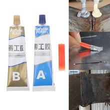 A + b металлический ремонтный супер клей эпоксидный железная