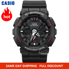 Casio Uhr Männer G SHOCK Top Marke Luxus Set 200m Wasserdichte Quarzuhr LED Relogio Digital G Shock Military Herrenuhr Thema Motorrad Sportuhren Tauchen Armbanduhr masculino reloj hombre erkek kol saati montre homme