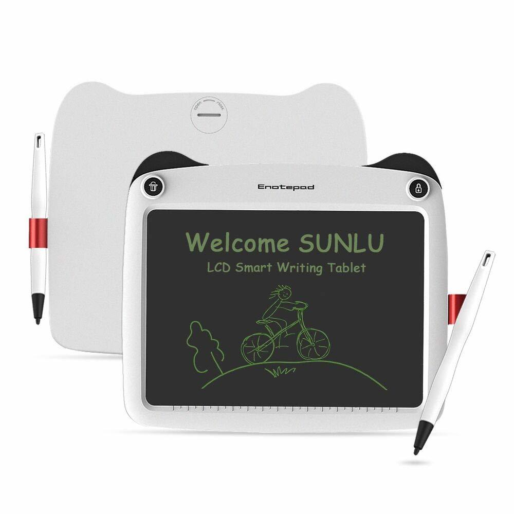 9 inch LCD e-Writer Tablet Writing Drawing Board White Memo Handwriting SUNLU