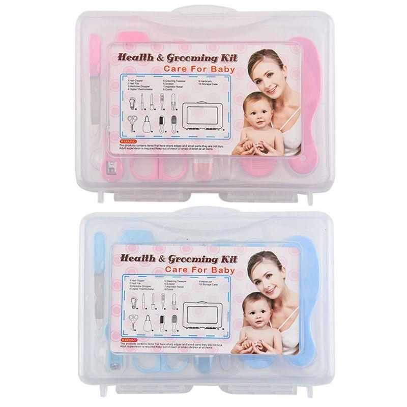 com bebe infantil grooming kit cuidados 02