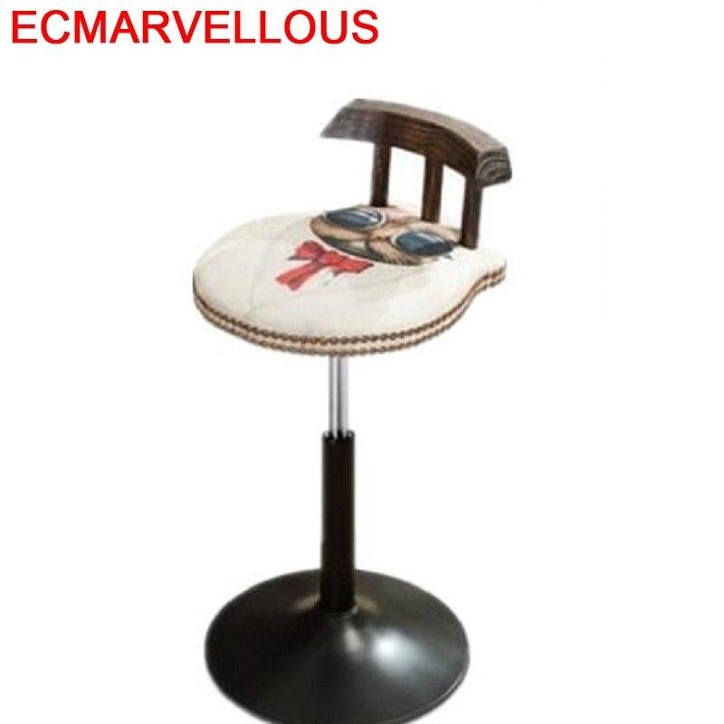 Sgabello Bancos Moderno Sedie Tabouret De Comptoir Hokery Banqueta Todos Tipos Leather Cadeira Silla Stool Modern Bar Chair