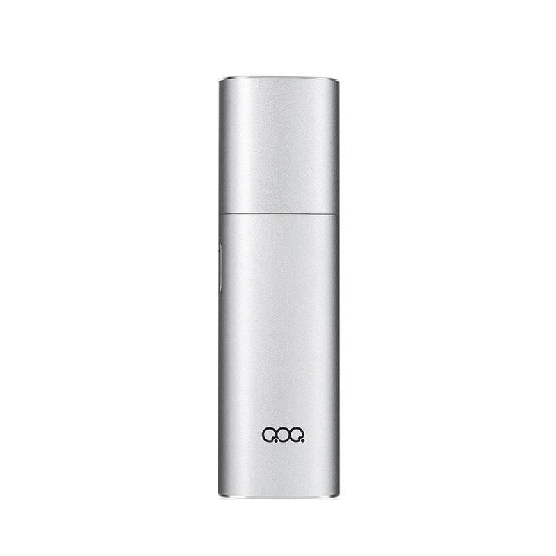 QOQ Honor 2400MAh Heat Not Burn Vaporizer With Mouthpiece Vape Kit Battery For Heating Tobacco Cartridge E-Cigarette