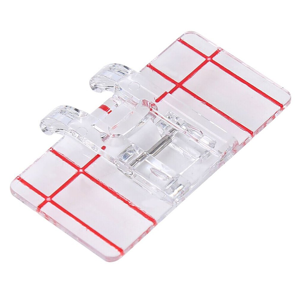 1 Pc Multi-function Domestic Sewing Machine Parts Tool Accessories Presser Foot Border Guide Foot For Janome/Brother/Juki/Singer