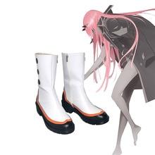 Darling in the franxx/Обувь для костюмированной вечеринки ichigo hiro zero two; ботинки; японская обувь для костюмированной вечеринки; 02