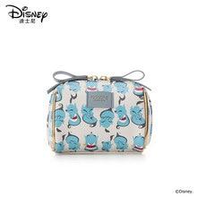 Nuovo Viaggio Sacchetto Cosmetico Della Frizione delle Disney Aladdin Donne Make Up Bag Ragazze Sacchetto di Immagazzinaggio Del Sacchetto di Trucco Del sacchetto della Lavata di Viaggi di Lusso borsa