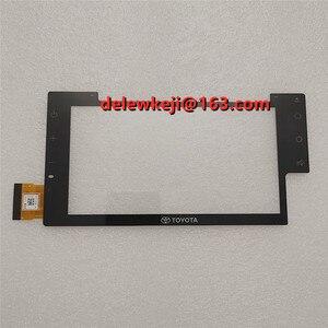 7 Polegada 50 pinos de vidro tela toque painel digitador lente para carro dvd player gps navegação