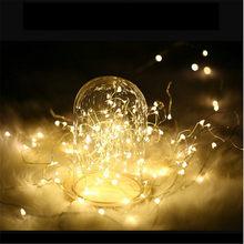 Goodland-Luz LED de fondo para armario de cocina, lámpara de iluminación para debajo del armario, 100 LED, luces de armario