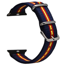 Fabric Band Nylon Bracelet Watch For Apple 3 42mm 38mm fabric-like strap iwatch / 2/1 wrist band nylon belt
