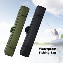Portable Fishing Pole Bag Fishing Gear Bag