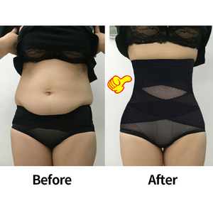 Image 4 - Waist trainer butt lifter binders and shapers modeling strap corset slimming underwear shapewear body shaper faja slimming belt