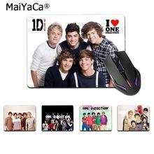 Maiyaca высокое качество One Direction красивый коврик для мышки в стиле аниме Лидер продаж, оптовая продажа, игровой коврик для мыши от производител...
